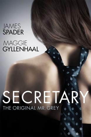 movie poster for Secretary