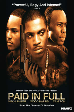 movie poster for Paid in Full