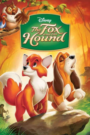 movie poster for The Fox And The Hound (1981)