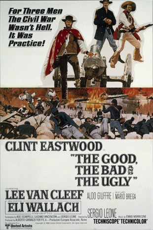movie poster for Good, The Bad & The Ugly, The (1966)