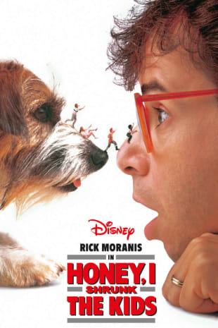 movie poster for Honey, I Shrunk the Kids