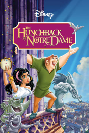 movie poster for The Hunchback of Notre Dame