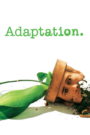 movie poster for Adaptation