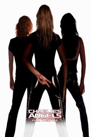 movie poster for Charlie's Angels: Full Throttle