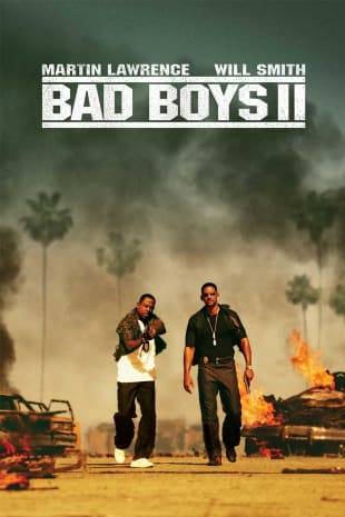 movie poster for Bad Boys II