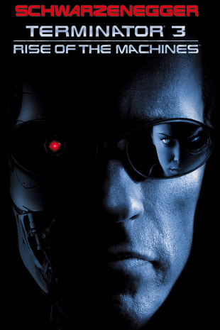 movie poster for Terminator 3: Rise Of The Machines