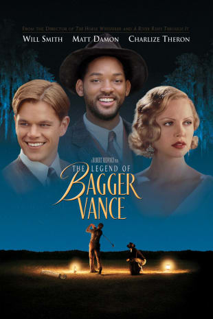 movie poster for The Legend Of Bagger Vance