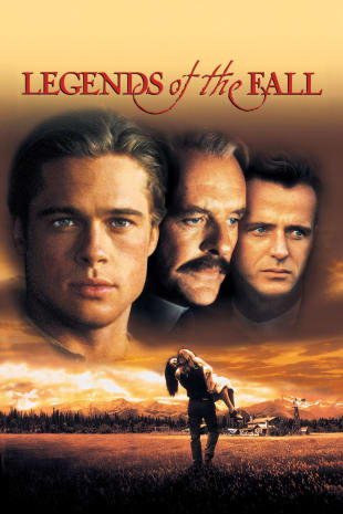 movie poster for Legends of the Fall
