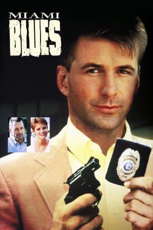 movie poster for Miami Blues