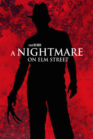 movie poster for A Nightmare On Elm Street (1984)