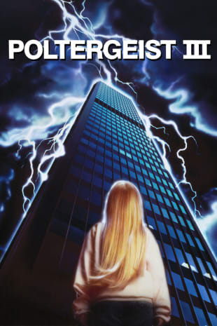 movie poster for Poltergeist III