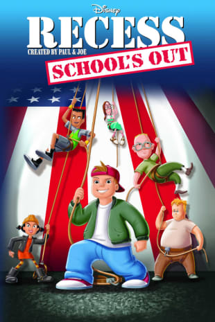 movie poster for Recess: School's Out