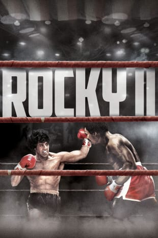movie poster for Rocky II