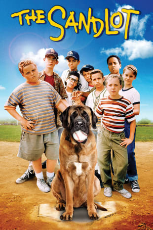 movie poster for The Sandlot