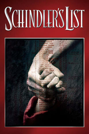 movie poster for Schindler's List