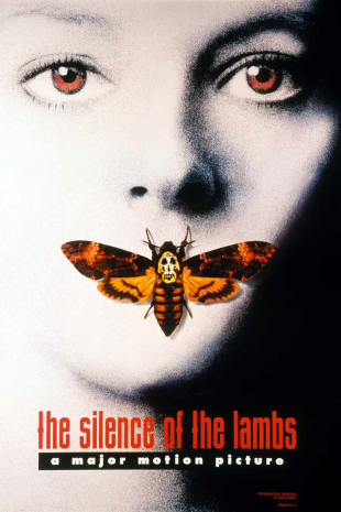 movie poster for The Silence Of The Lambs