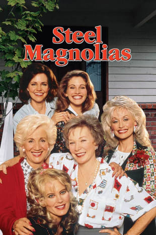 movie poster for Steel Magnolias
