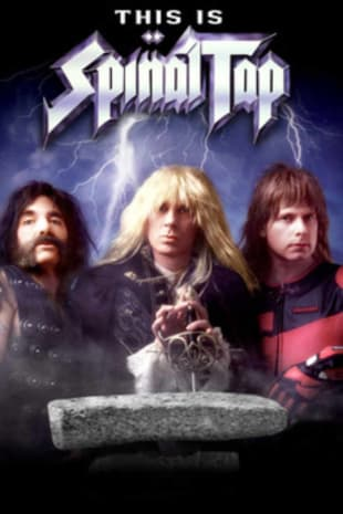 movie poster for This Is Spinal Tap (1984)