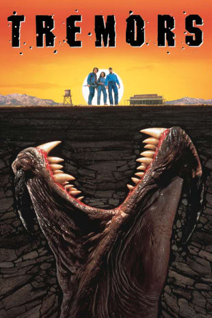 movie poster for Tremors (1990)