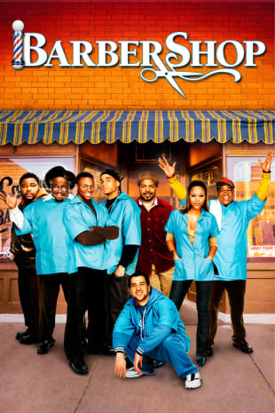 movie poster for Barbershop (2002)