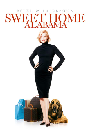 movie poster for Sweet Home Alabama