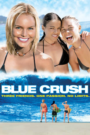 movie poster for Blue Crush