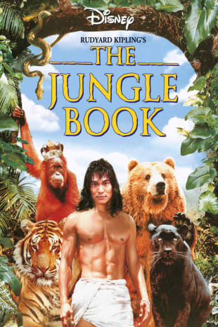 movie poster for The Jungle Book (1994)