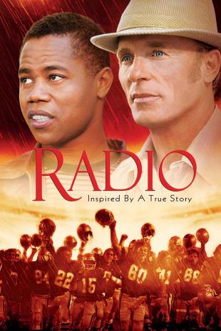 movie poster for Radio