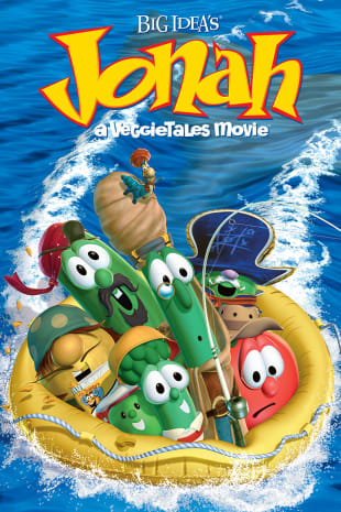 movie poster for Jonah: A Veggietales Movie (2002)