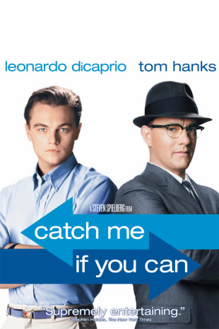 movie poster for Catch Me If You Can (2002)