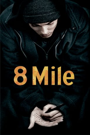 movie poster for 8 Mile