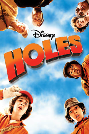 movie poster for Holes