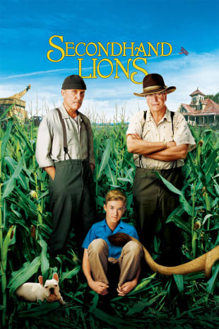 movie poster for Secondhand Lions