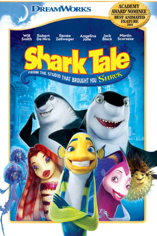 movie poster for Shark Tale