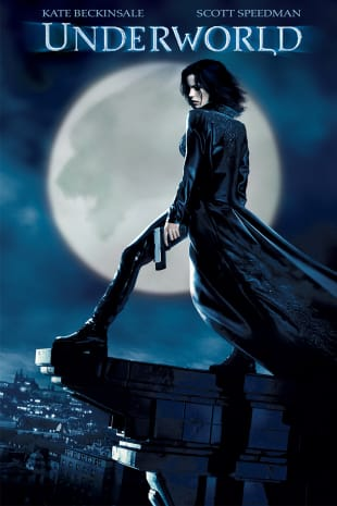 movie poster for Underworld (2003)