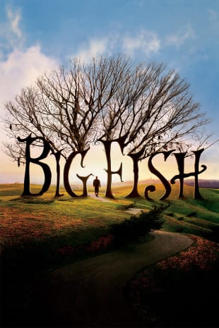 movie poster for Big Fish