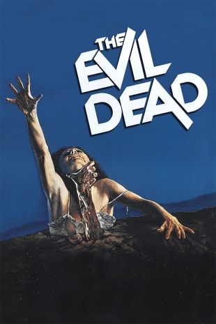 movie poster for The Evil Dead (1981)