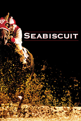 movie poster for Seabiscuit