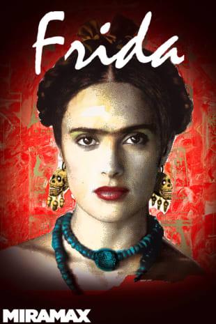 movie poster for Frida