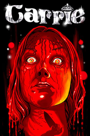 movie poster for Carrie