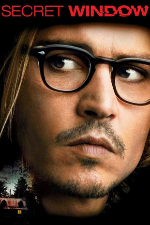 movie poster for Secret Window