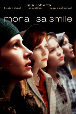 movie poster for Mona Lisa Smile