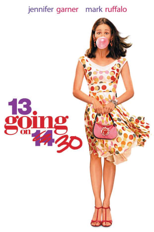movie poster for 13 Going On 30