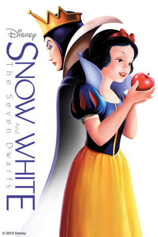 movie poster for Snow White And The Seven Dwarfs (1937)
