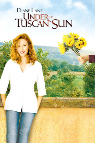 movie poster for Under The Tuscan Sun