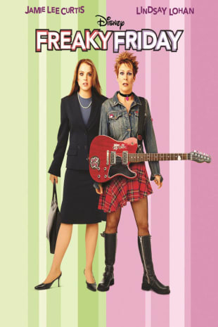 movie poster for Freaky Friday (2003)