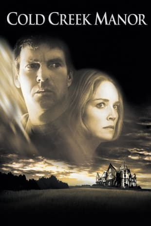 movie poster for Cold Creek Manor