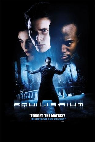 movie poster for Equilibrium (2002)
