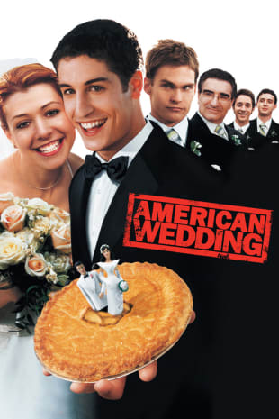 movie poster for American Wedding