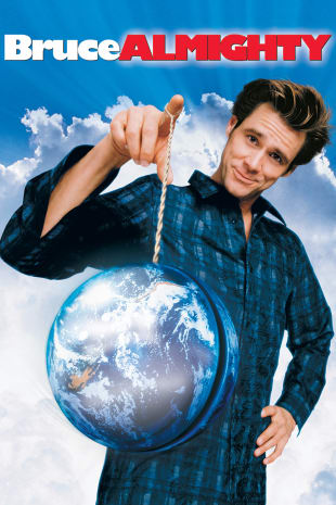 movie poster for Bruce Almighty